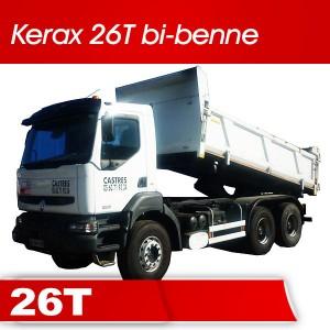 Kerax-26T-bi-benne