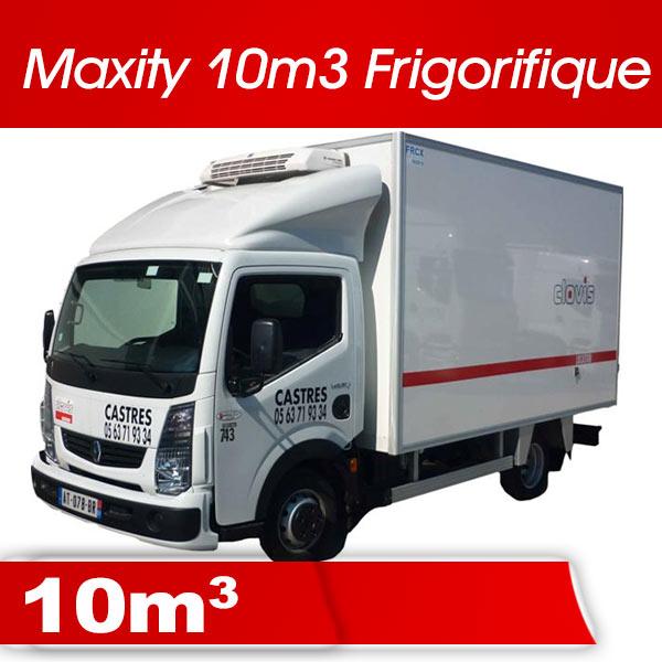 Maxity-10m3-Frigorifique