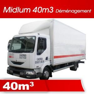 demenagement 40 m3