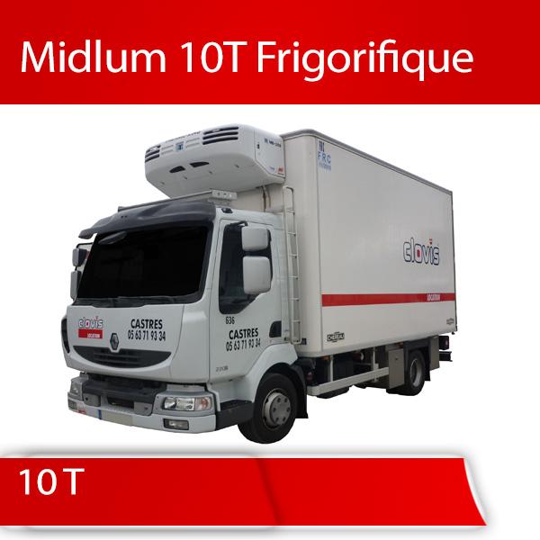 MIDLUM 10 T FRIGO