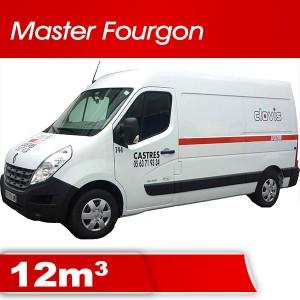 Master-Fourgon-12m3