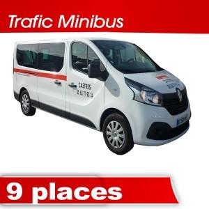 trafic minibus 2